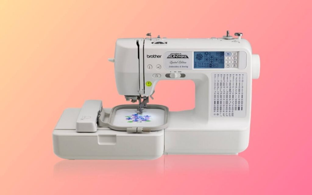 Best Embroidery Machines for Hats and T-shirts
