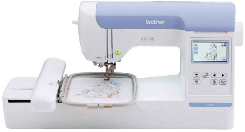 Brother P800 Embroidery Machine
