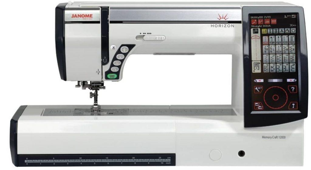 Janome Horizon Memory Craft 12000